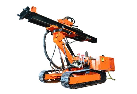 HM300履带式锚杆钻机