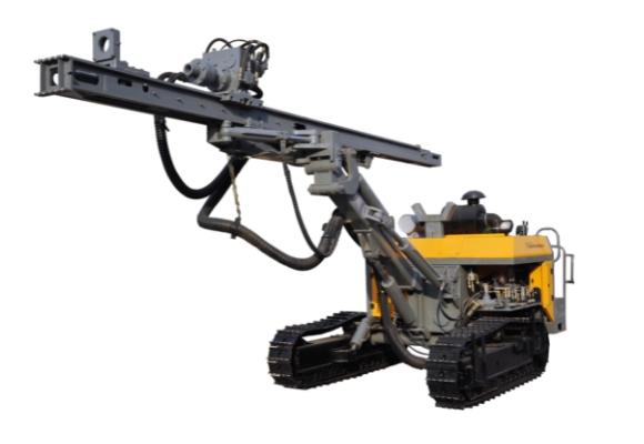 H680履带式露天潜孔钻车